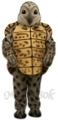 Spotted Terrapin Mascot Costume