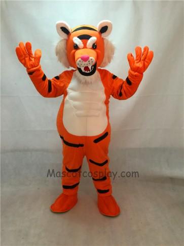 Power Tiger Mascot Costume