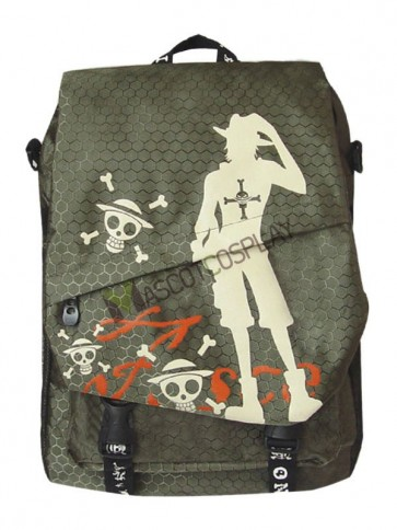 One Piece Anime Bag with Character Ice