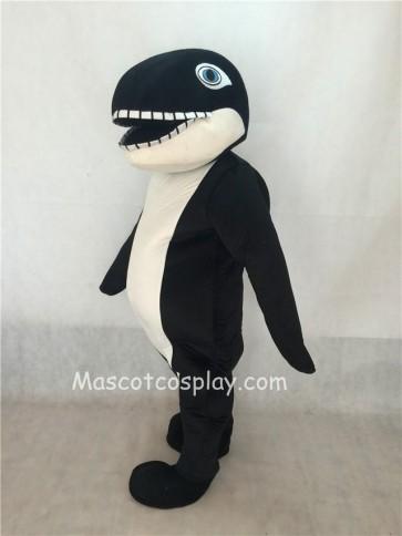 New Killer Whale Mascot Costume