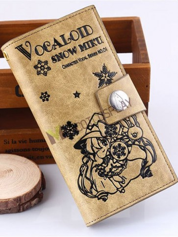 VOCALOID Cosplay Wallet