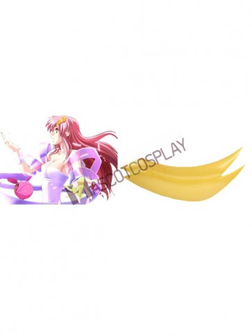 Concise Gundam Seed Lacus Clyne Resin Fashion Anime Jewelry