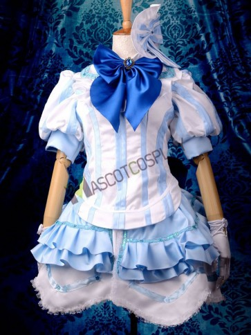 Cute VOCALOID Luka Cosplay Costume