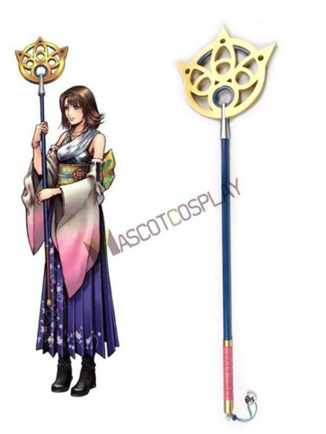 Special Glitter Final Fantasy Yuna Cosplay Weapon
