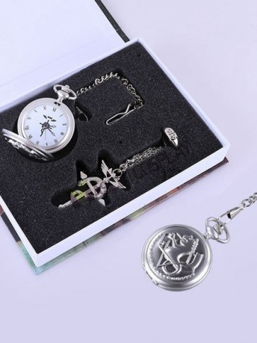 Fullmetal Alchemist Pocket Watch