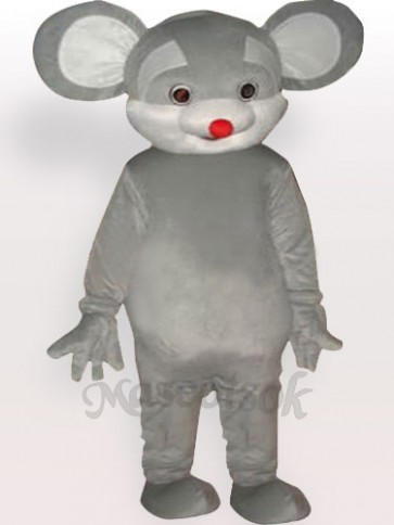 Smarty Mouse Adult Mascot Costume