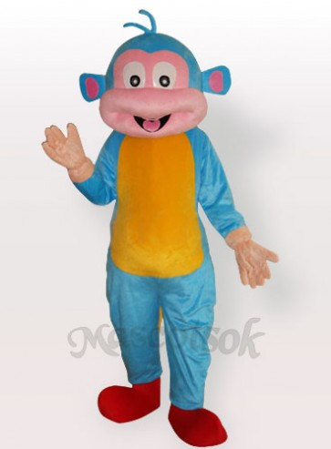 The Spooky Monkey Adult Mascot Costume