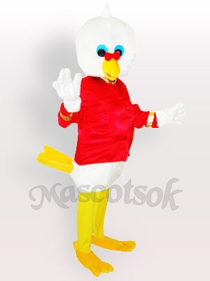Doctor Pigeon Adult Mascot Costume