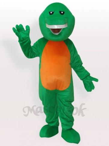 Green Banny Adult Mascot Costume