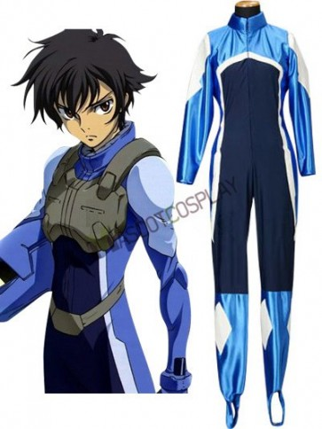 Mobile Suit Gundam 00 Setsuna F Seiei Pilot Suits Cosplay Costume