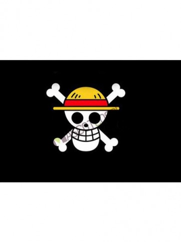 One Piece Skull Flag