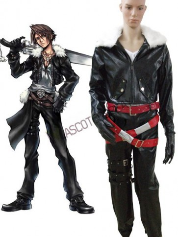 Final Fantasy VIII Squall Cosplay Costume