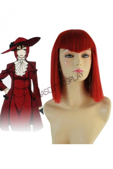Black Butler Angelina Cosplay Wig