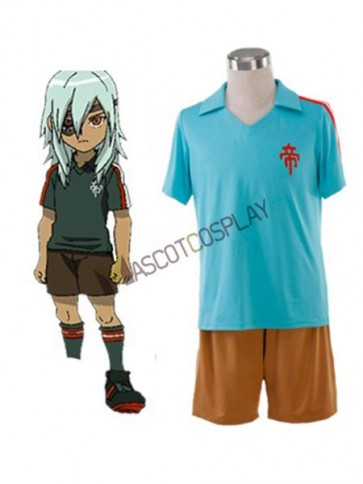 Cool Inazuma Eleven Imperial College Summer Football Boys Trikot Cosplay Costume