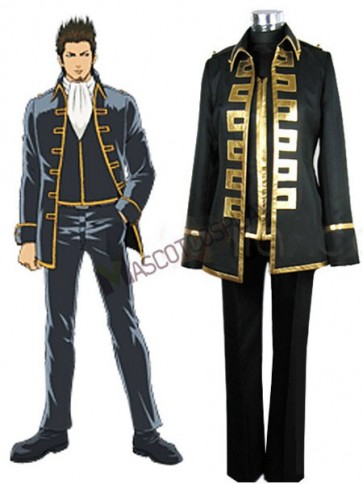 Gintama Gold Soul Cosplay Costume