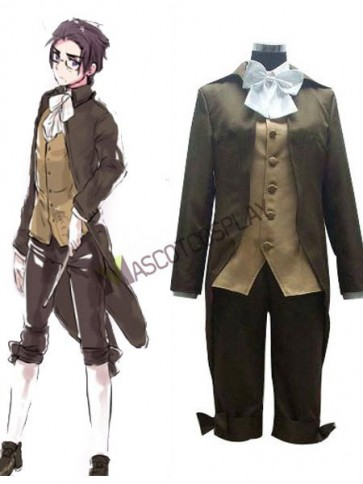Axis Powers Austria Cosplay Costume