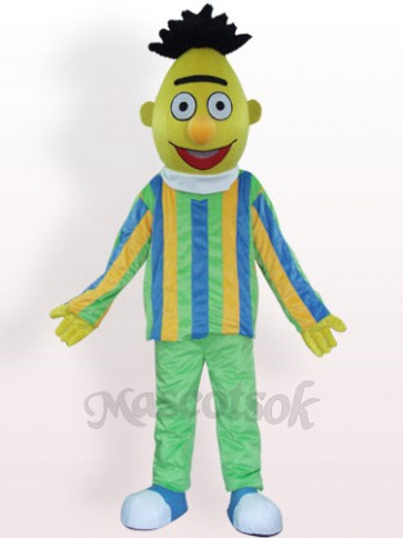 Corn Doll Plush Adult Mascot Costume