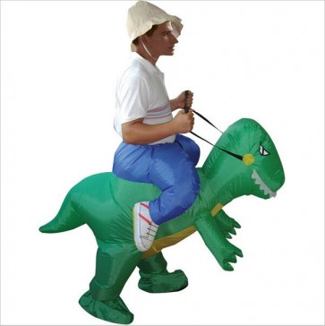 Halloween costumes adult inflatable dinosaur costumes funny costumes