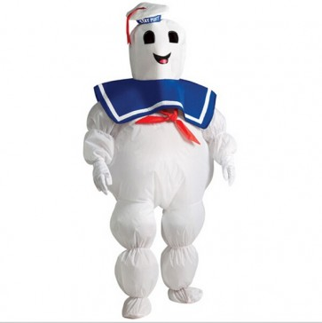inflatable halloween navy costume for adult carnival cloth suit christmas decoration