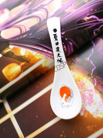 Natsume's Book Of Friends Anime Ceramic Spoon