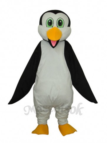 Dingding Penguin mascot Adult costume
