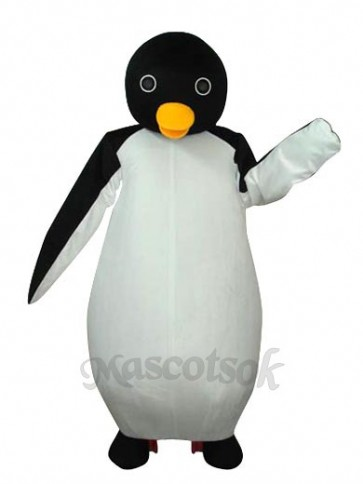 Big Penguin Adult Mascot Funny Costume