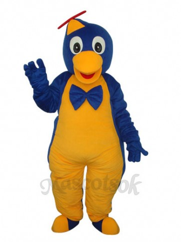 2nd Blue Penguin Mascot Adult Costume