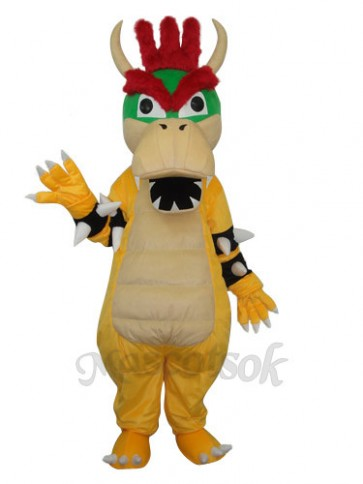 Tyrannosaurus Mascot Adult Costume