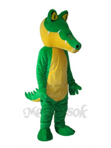 Long Mouth Dinosaur Mascot Adult Costume