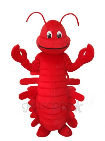 Lobster Mascot  Adult  Costume