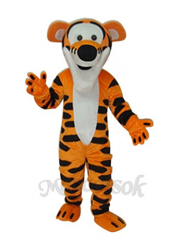 New Version Tigger Adult Mascot Costume