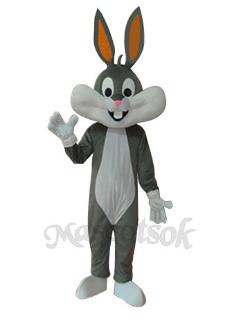 Easter New Bugs Bunny Mascot Adult Costume