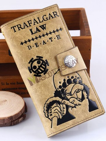 One Piece Cosplay Wallet