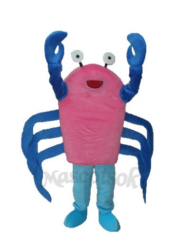 Crab Mascot Adult Costume