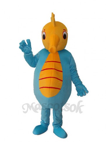 New Hippocampus Mascot Adult Costume