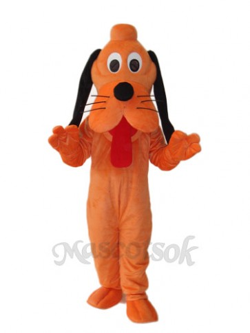 Pluto Dog Mascot Adult Costume