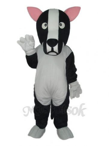 Revised Dog Mascot Adult Costume