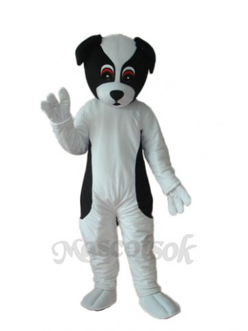 Colorful Dog Mascot Adult Costume