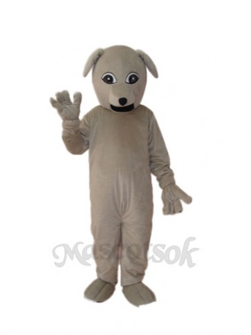 New Hound Mascot Adult Costume