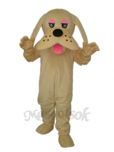 Hound Dog Mascot Adult Costume