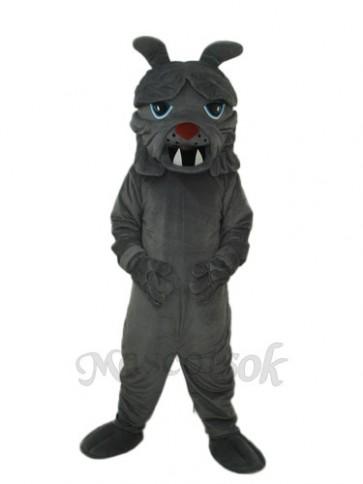 Wrinkled Dog Mascot Adult Costume