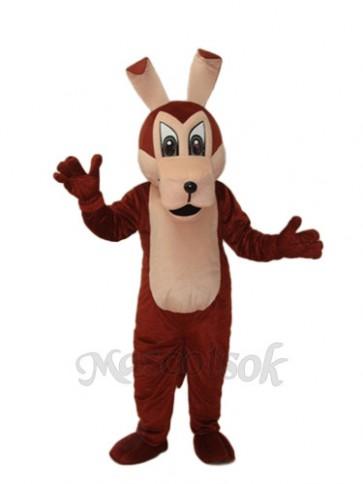 Coyotes Mascot Adult Costume