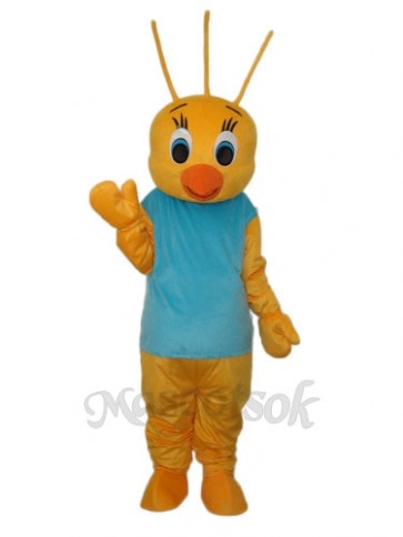 Leisure Chicken Mascot Adult Costume