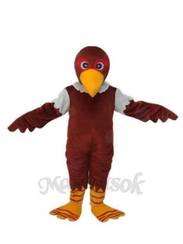 Pheasant Mascot Adult Costume