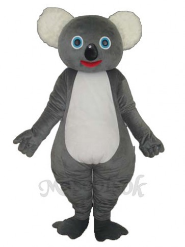 2nd Version Koala Mascot Adult Costume