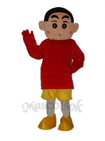 Crayon Nowara Shinnosuke Mascot Adult Costume