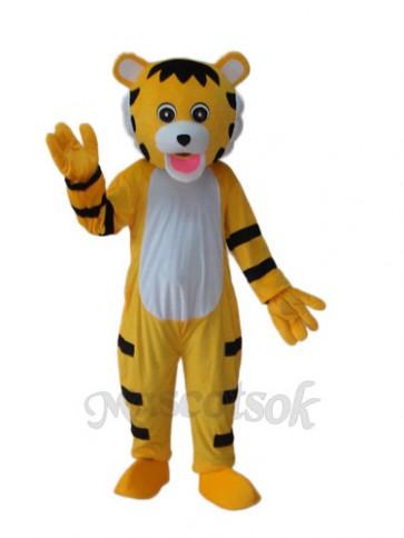 Little Tiger Mascot Adult Costume