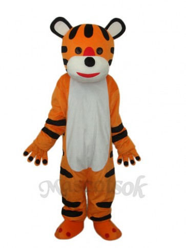 Tiger Cubs Mascot Adult Costume