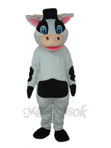 Strange Cow Mascot Adult Costume