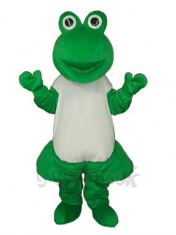 Odd Frog Mascot Adult Costume